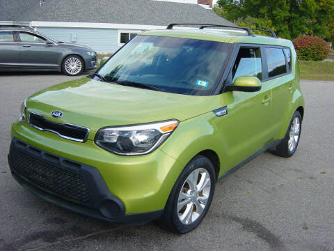 2015 Kia Soul for sale at North South Motorcars in Seabrook NH