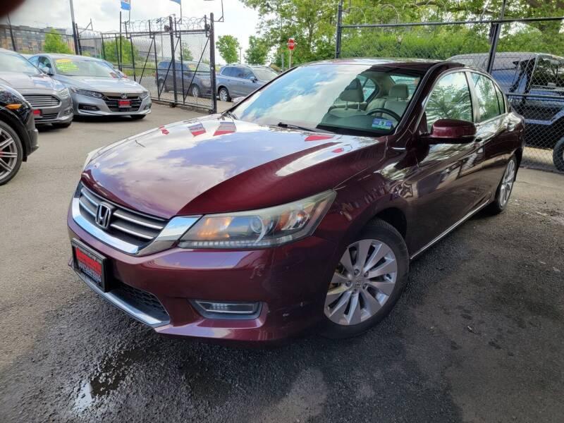 2013 Honda Accord for sale at Newark Auto Sports Co. in Newark NJ
