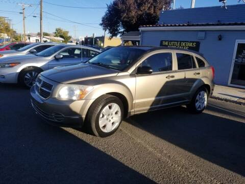 2007 Dodge Caliber for sale at The Little Details Auto Sales in Reno NV