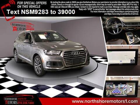 2017 Audi Q7 for sale at Sunrise Auto Outlet in Amityville NY