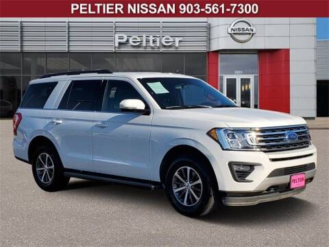 2019 Ford Expedition for sale at TEX TYLER Autos Cars Trucks SUV Sales in Tyler TX