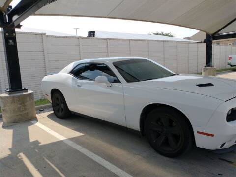 2015 Dodge Challenger for sale at Excellence Auto Direct in Euless TX