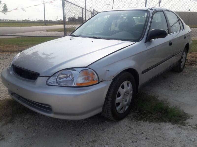 1998 Honda Civic for sale at Texas Auto Trailer Exchange - 8 x Trailers in Cleburne TX