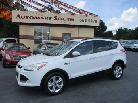 2014 Ford Escape for sale at Automart South in Alabaster AL