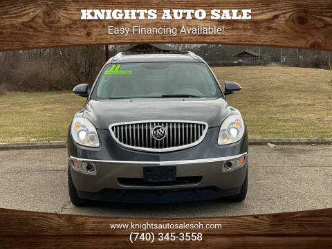 2011 Buick Enclave for sale at Knights Auto Sale in Newark OH
