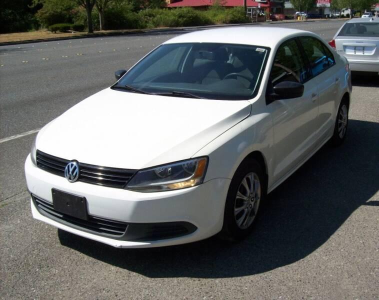 2014 Volkswagen Jetta for sale at Main Street Motors in Bellingham WA