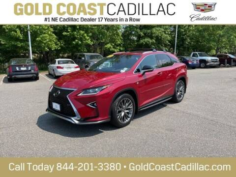 2019 Lexus RX 350 for sale at Gold Coast Cadillac in Oakhurst NJ