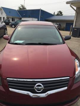 2007 Nissan Altima for sale at New Rides in Portsmouth OH