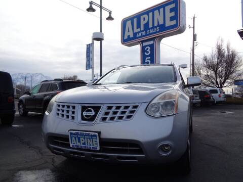 2008 Nissan Rogue for sale at Alpine Auto Sales in Salt Lake City UT