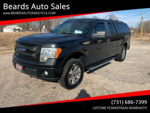 2014 Ford F-150 for sale at Beards Auto Sales in Milan TN