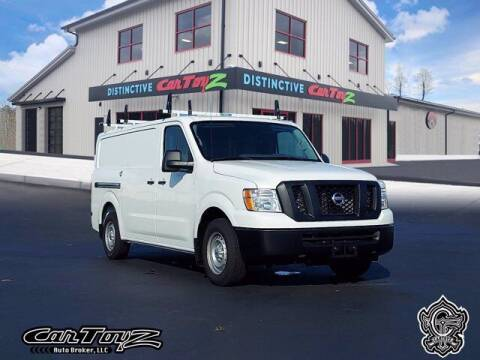 2021 Nissan NV Cargo for sale at Distinctive Car Toyz in Pleasantville NJ