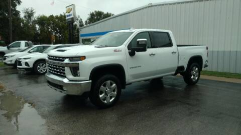 2020 Chevrolet Silverado 2500HD for sale at Lee Chevrolet in Frankfort KS