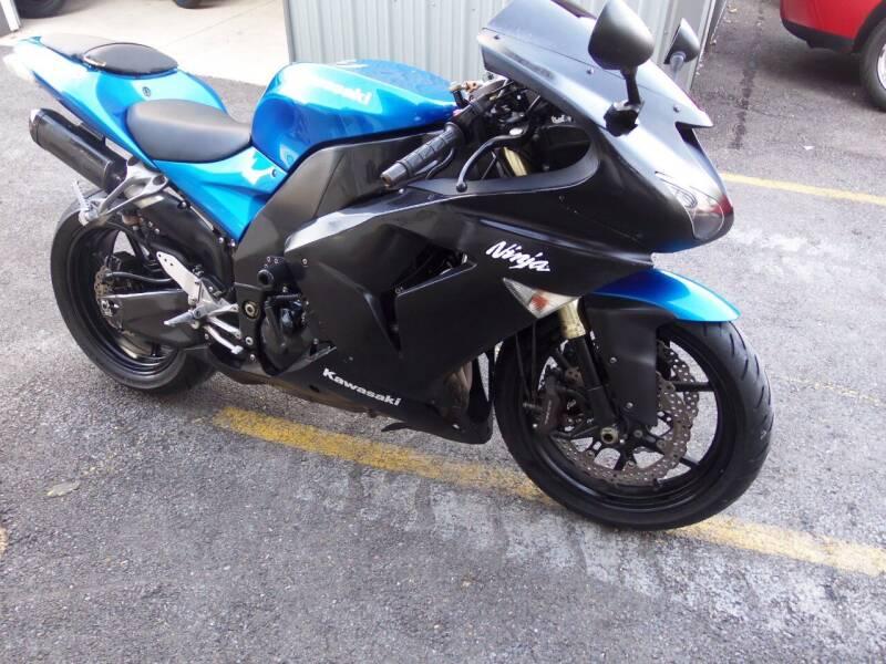2007 Kawasaki Ninja ZX-10R