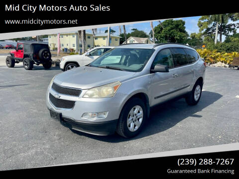 2009 Chevrolet Traverse for sale at Mid City Motors Auto Sales in Fort Myers FL