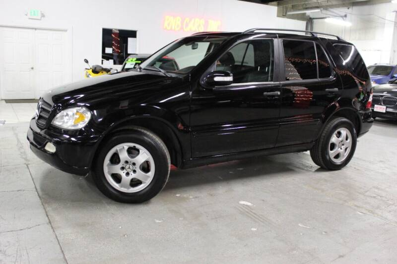 2002 Mercedes-Benz M-Class for sale in Denver, CO