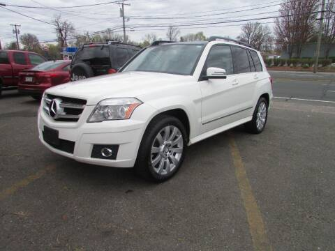 2011 Mercedes-Benz GLK for sale at Nutmeg Auto Wholesalers Inc in East Hartford CT