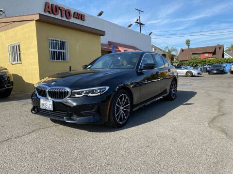 2019 BMW 3 Series for sale at Auto Ave in Los Angeles CA