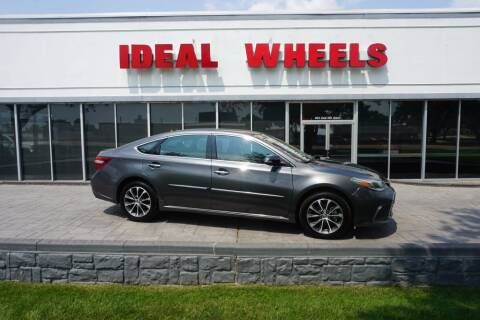 2018 Toyota Avalon for sale at Ideal Wheels in Sioux City IA