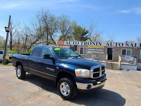 2006 Dodge Ram Pickup 2500 for sale at Auto Tronix in Lexington KY