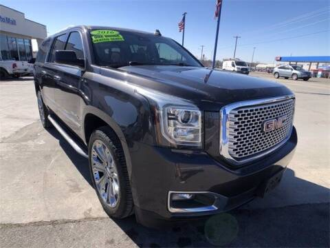 2016 GMC Yukon XL for sale at Show Me Auto Mall in Harrisonville MO