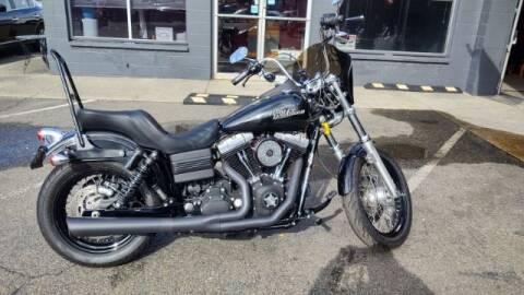 2010 Harley-Davidson FXDB for sale at Goodfella's  Motor Company in Tacoma WA