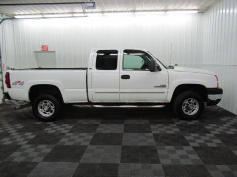 2007 Chevrolet Silverado 2500HD Classic for sale at Michigan Credit Kings in South Haven MI
