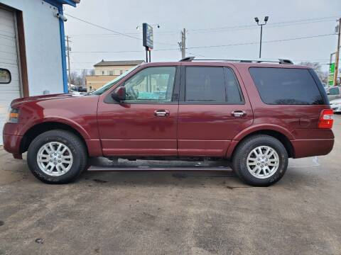 2012 Ford Expedition for sale at Appleton Motorcars Sales & Service in Appleton WI
