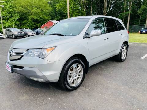 2009 Acura MDX for sale at MBL Auto Woodford in Woodford VA