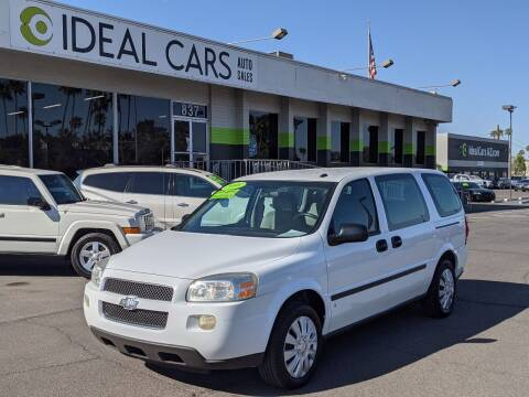 2008 Chevrolet Uplander for sale at Ideal Cars Apache Junction in Apache Junction AZ