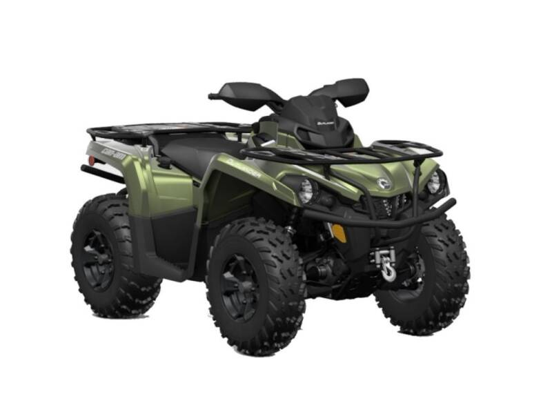 2021 Can-Am Outlander XT 570 for sale at Lipscomb Powersports in Wichita Falls TX