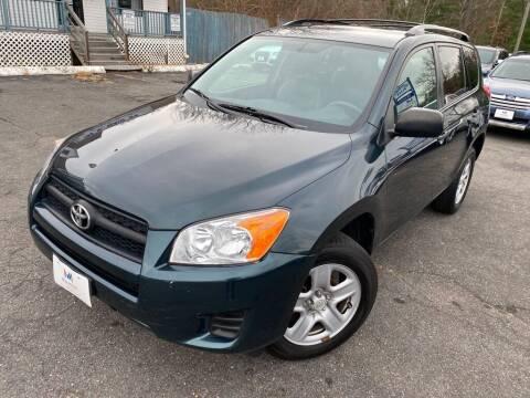 2009 Toyota RAV4 for sale at Mega Motors in West Bridgewater MA