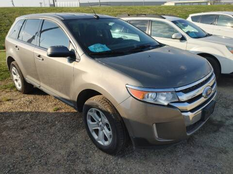 2014 Ford Edge for sale at BERG AUTO MALL & TRUCKING INC in Beresford SD