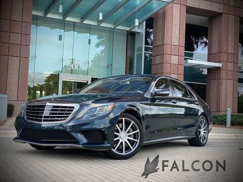 2014 Mercedes-Benz S-Class for sale at FALCON MOTOR GROUP in Orlando FL