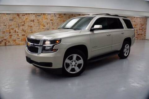 2017 Chevrolet Tahoe for sale at Jerry's Buick GMC in Weatherford TX