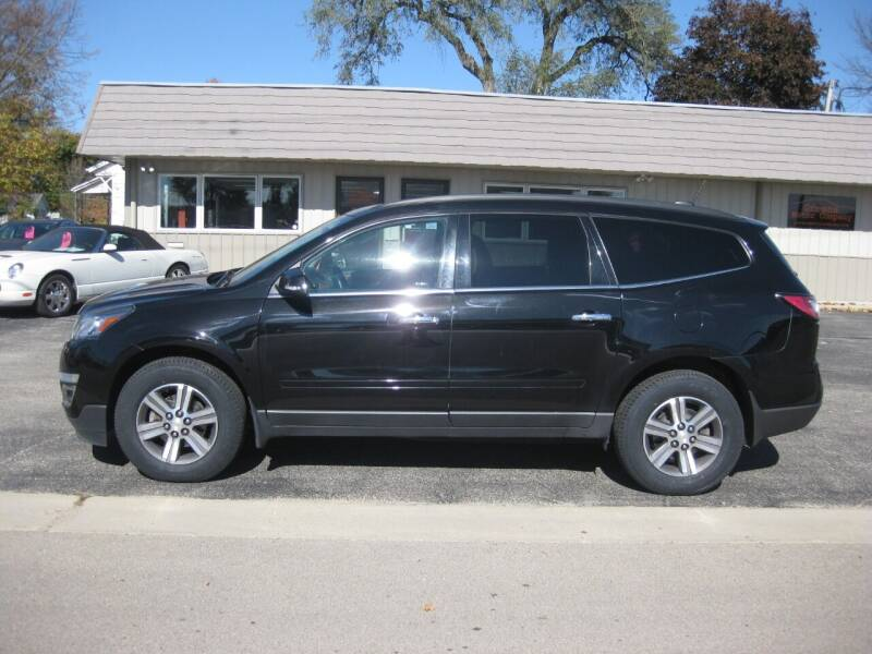 2016 Chevrolet Traverse for sale at Greens Motor Company in Forreston IL