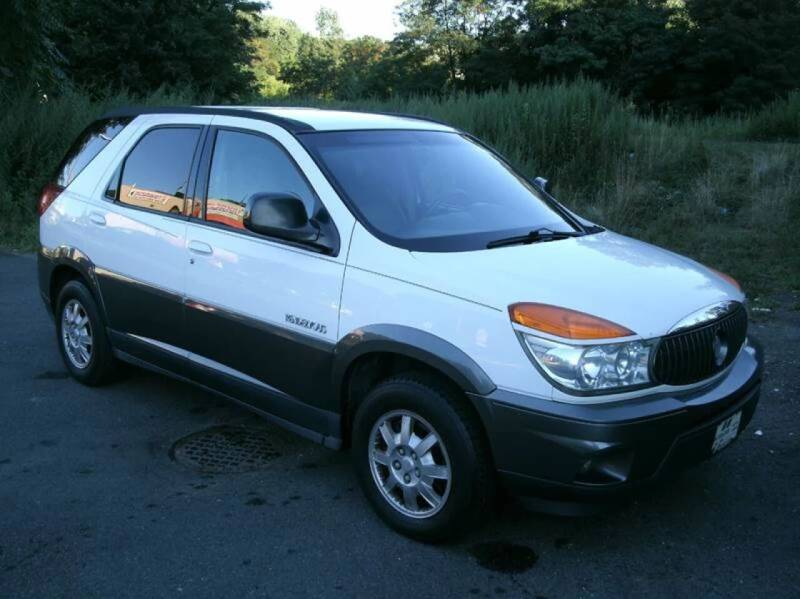 2003 Buick Rendezvous for sale at Inter Car Inc in Hillside NJ