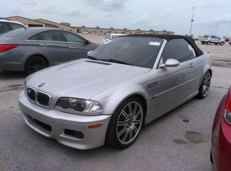 2003 BMW M3 for sale at Wida Motor Group in Bolingbrook IL