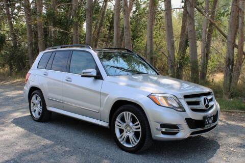 2013 Mercedes-Benz GLK for sale at Northwest Premier Auto Sales in West Richland WA