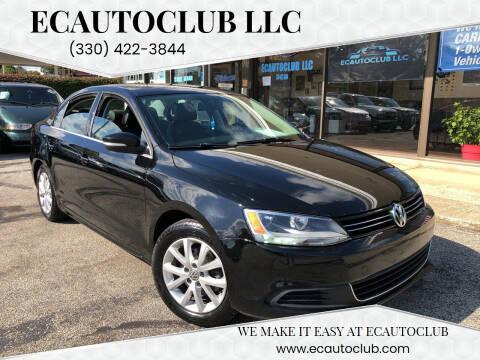 2014 Volkswagen Jetta for sale at ECAUTOCLUB LLC in Kent OH