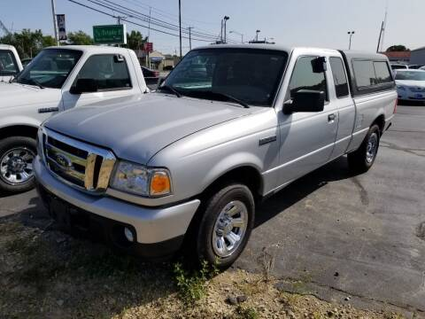 2011 Ford Ranger for sale at Larry Schaaf Auto Sales in Saint Marys OH