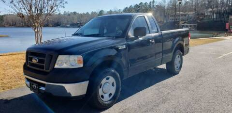 2008 Ford F-150 for sale at Village Wholesale in Hot Springs Village AR