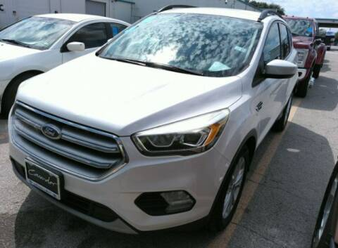 2017 Ford Escape for sale at Eurospeed International in San Antonio TX
