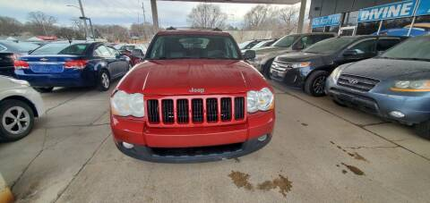 2010 Jeep Grand Cherokee for sale at Divine Auto Sales LLC in Omaha NE