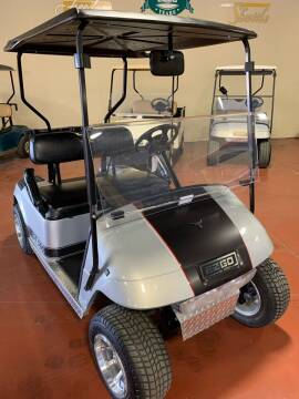 2002 EZGO GT 500 for sale at ADVENTURE GOLF CARS in Southlake TX