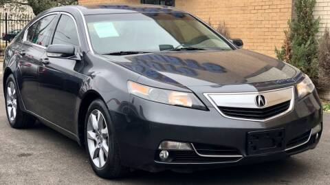 2012 Acura TL for sale at Auto Imports in Houston TX