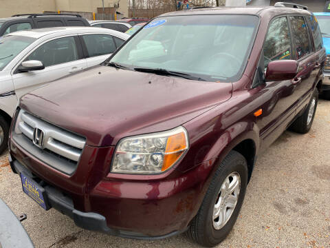 2008 Honda Pilot for sale at 5 Stars Auto Service and Sales in Chicago IL