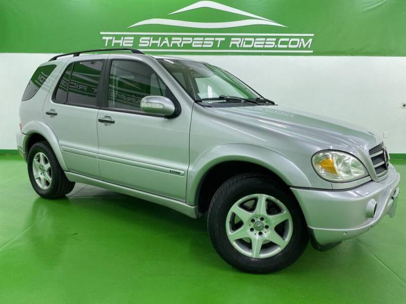 2002 Mercedes-Benz M-Class for sale in Englewood, CO