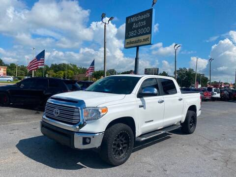 2017 Toyota Tundra for sale at Michaels Autos in Orlando FL