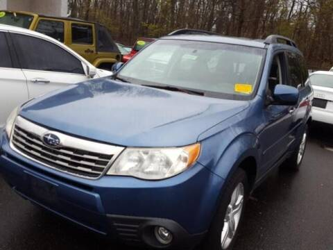 2009 Subaru Forester for sale at Cj king of car loans/JJ's Best Auto Sales in Troy MI