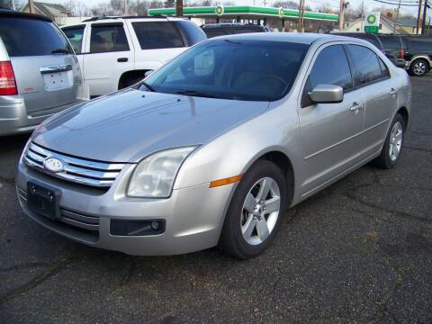 2007 Ford Fusion for sale at Collector Car Co in Zanesville OH